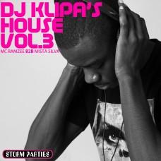 DJ Klipa – Klipa's House Vol3