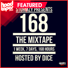 Stormzy – 168 The Mixtape (Hosted by Dice)