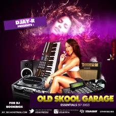 DJayR – Garage Essentials Part B