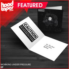 Bonkaz – Working Under Pressure EP