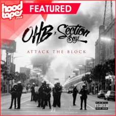 Chris Brown x OHB x Section Boyz – Attack The Block