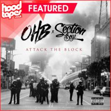 Chris Brown x OHB x Section Boyz – Attack The Block
