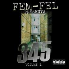 Fem Fel – 345 volume 1