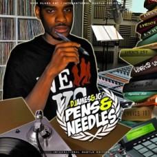 Dj Ames & Jg – Pens & Needles