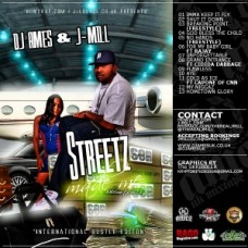 DJ AMES & J MILL – STREETZ MADE ME – WELCOME TO SCR