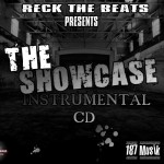 The Showcase Instrumental CD Front