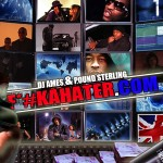 DJ Ames &amp; Pound Sterling &#8211; F#@kahater.com 