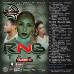 DJ J-BOOGIE – RnB TALK VOL.13