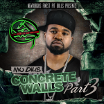 DJ J-BOOGIE PRESENTS MU DILLS CONCRETE WALLS VOL. 3