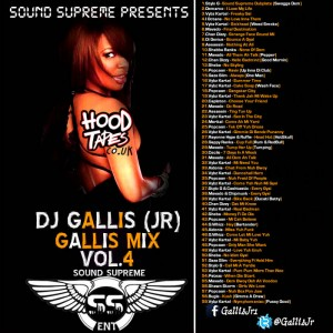 DJ Gallis (JR) - Gallis Mix Vol.4