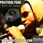 Political Peak – Back In 2006