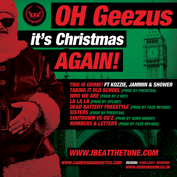 It Christmas.Og Z Oh Geezus It S Christmas Hoodtapes Co Uk