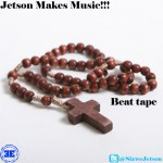 Jetson Makes Music – Beat Tape 1