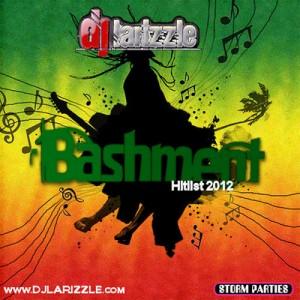DJ Larizzle - Bashment Hitlist 2012 - HOODTAPES CO UK