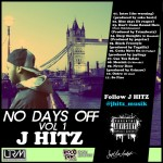 J.Hitz – No Days Off Vol.1