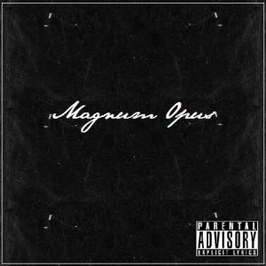 Luke - Magnum Opus Ep Cover