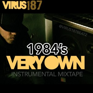 VIRUS 187 - 1984s Very Own FRONT