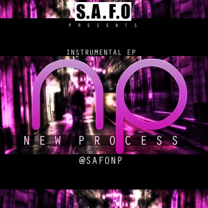 00. New Process EP Front Cover