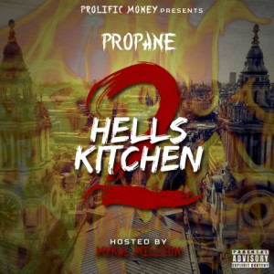 Propane - Hells Kitchen 2 FRONT