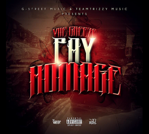 Pay Homage - Art FRONT