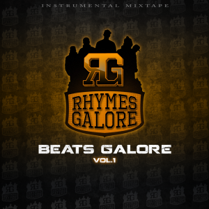 Rhymes Galore - Beats Galore Vol.1 Cover