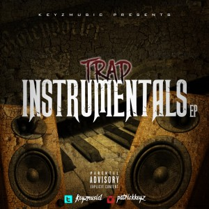 Keyzmusic Trap Instrumentals EP