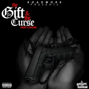 Snap Capone - The Gift and the Curse [front]