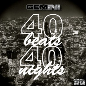 00 - Gemini_Music_40_Beats_40_Nights-front-large