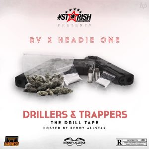 Drillers & Trappers Front Cover
