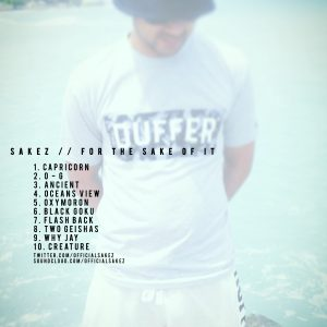 Sakez - For the Sake of It