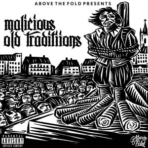Malicious - Old Traditions Mixtape - cover