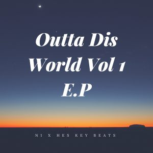 N1 Hes Key Beats - Outta Dis World Vol EP Cover